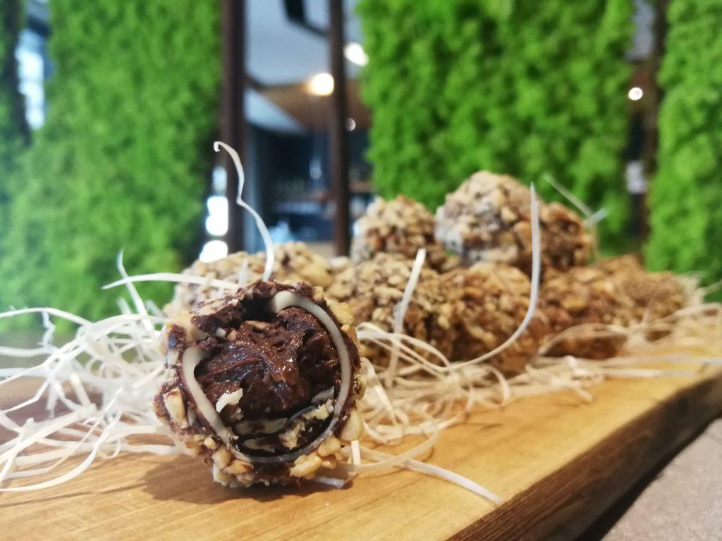 Čokoladni tartufi - Gourmet restoran Villa Margaret