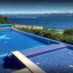 Poolside in Hotel Villa Margaret