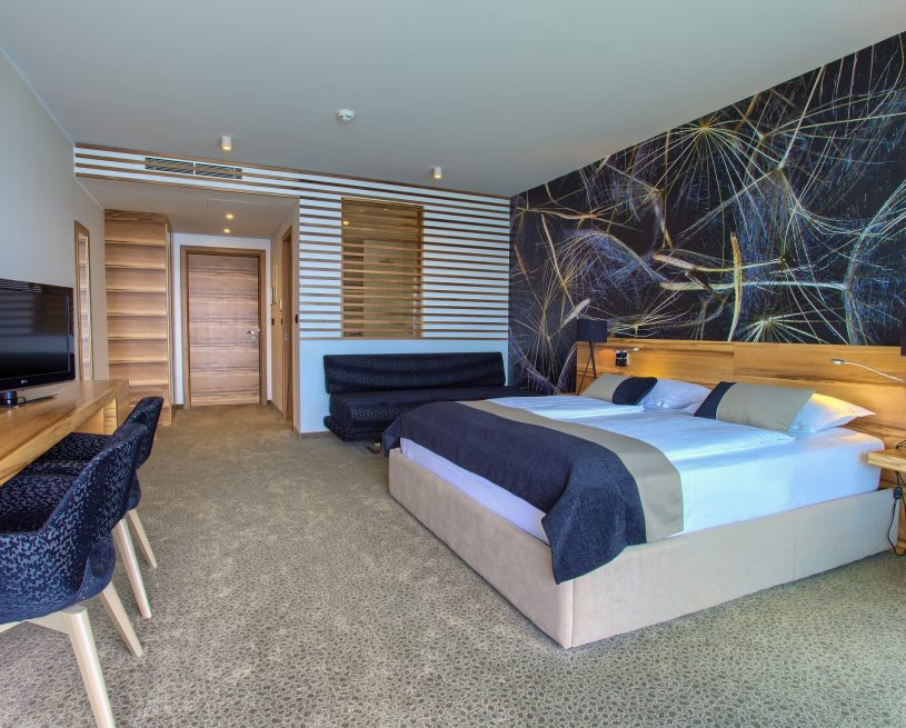 Deluxe Double Room A2